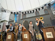 The Huggee Swing Band (Foto: B. Bertram)