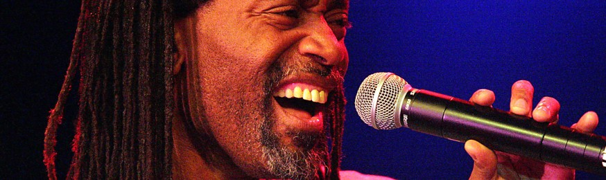 "Bobby McFerrin bei ""Worms: Jazz & Joy"" 2004 (Foto: R. Uhrig)"